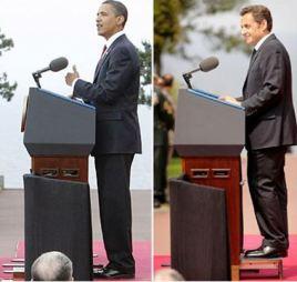Taille Sarkozy