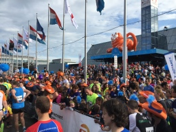 Le semi-marathon ING de Luxembourg…