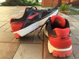 Le runner et ses baskets…