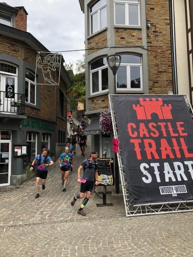 Castle trail descente
